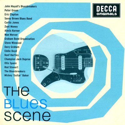 2ca57c3f6 Various Artists - Blues Scene (Deram Years)